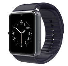 Wholesale Hot Selling GT08 Smart Watch ,GT08 BT Smart Watch Support Sim Card and Memory Card