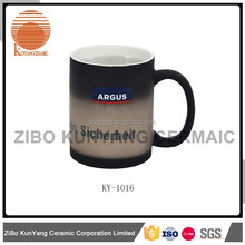 Hot easy carry color changing camping dragon ball mug