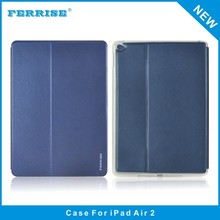 Ferrise stylish tablet leather smart case for ipad air 2