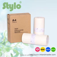 wholesale price riso rz a4 master roll