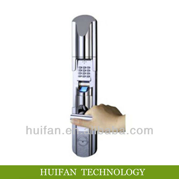 Network Function Waterproof Connect Network Cables Advanced Biometric Fingerprint Door lock HF-LE211