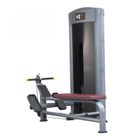 Seated Indoor Back Exercise Rowing Machine