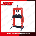 40 Ton Manual Hydraulic Shop Press with Gauge, H Frame Type