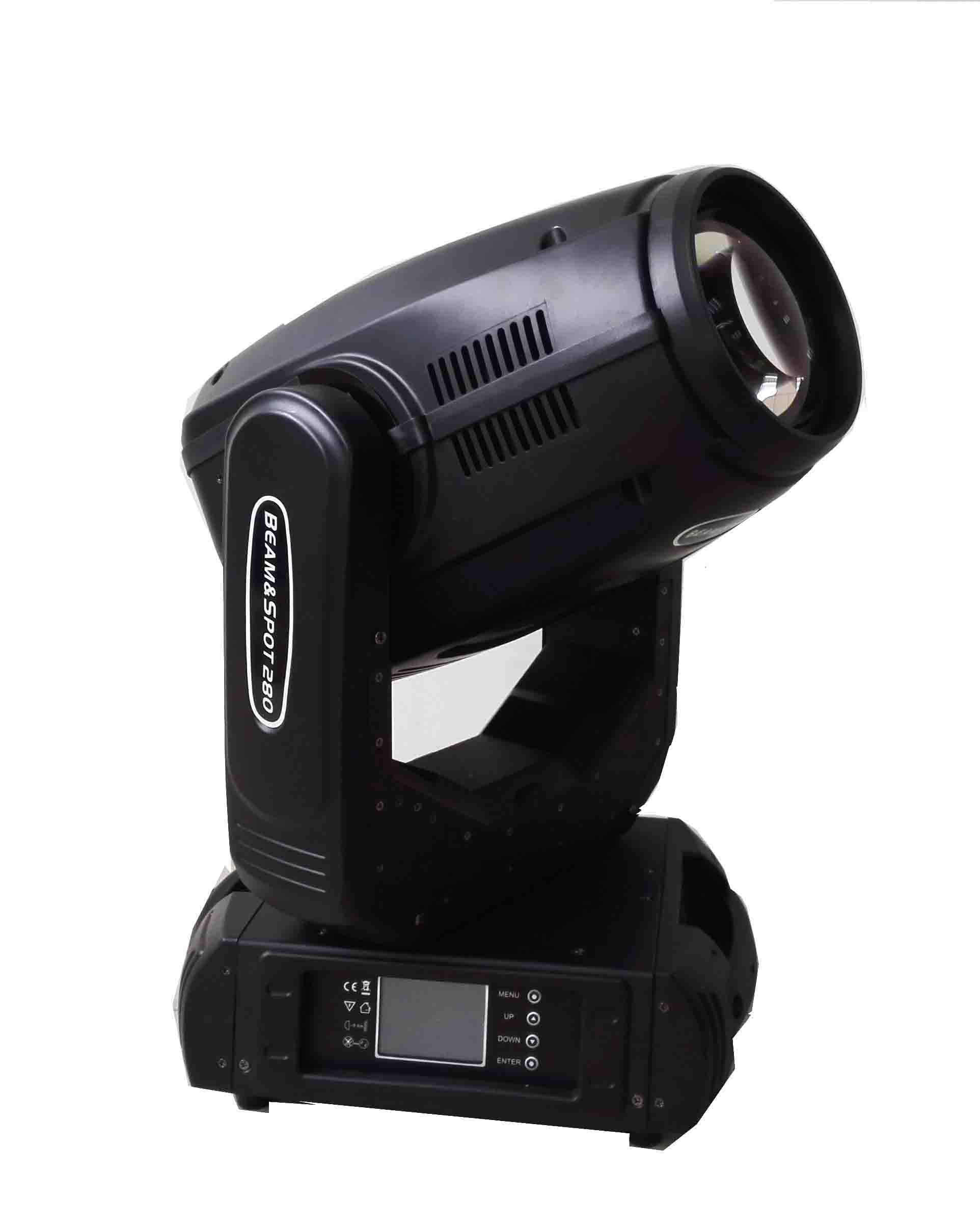 Robe <strong>pointe</strong> 280w sharpy 10R 280 beam spot wash 3 in 1 moving head light
