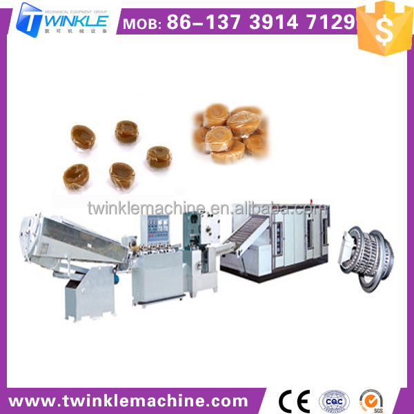 TKF334 TOFFEE CANDY MAKING MACHINE