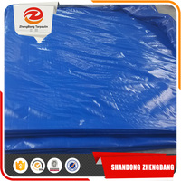 Heavy Duty VV treatment waterproof Pe Tarpaulin