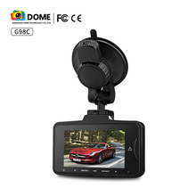 best seller factory OEM user manual fhd 1080p ambarella A7 car camera dvr vid G98C OV4689 4 mega ADAS metal design car dash cam