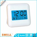 Best Weather Station Bsci Snooze Lcd Intelligent Clock
