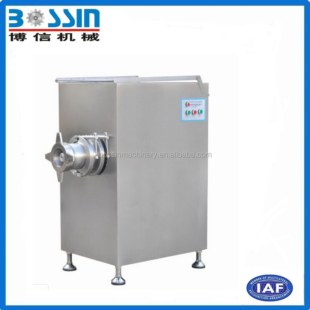 High quality energy-saving fish meat paste processing machine