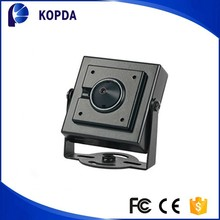 H.264 compression mode 1/3 inch ip room pinhole mini hidden camera