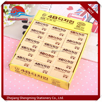 TPR Rubber Scented Promotional Rubber Eraser