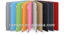 Portfolio Flip Stand Leather Magnetic Case Smart Cover for iPad 2 3 4