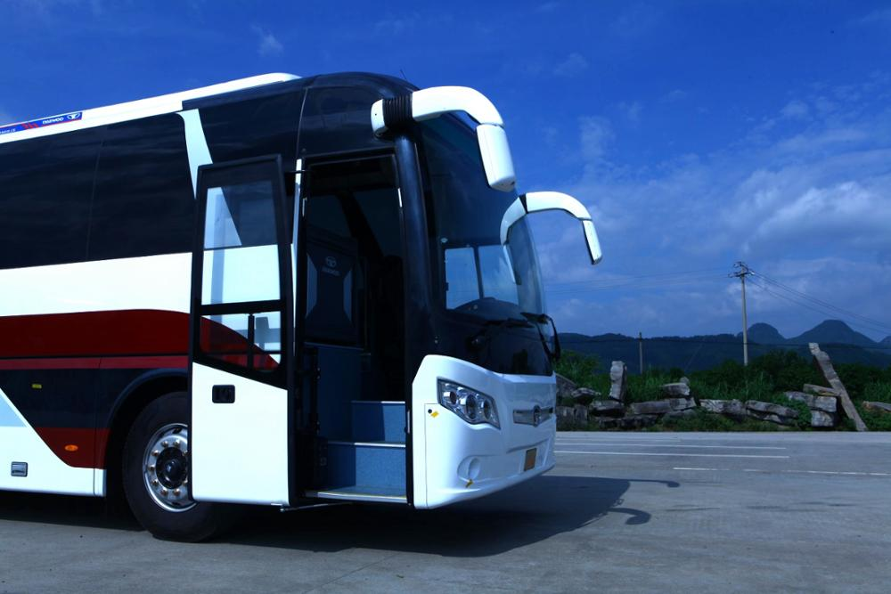 daewoo new bus like prices yutong bus