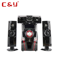 2015 Hi fi woofer professional active concert stage speaker with remote control CY A19
