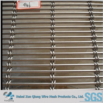 Chain Curtain Heat Resistant/metal Mesh Curtain