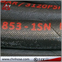 China supplier high pressure test hose assembly