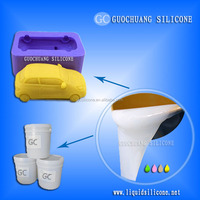 liquid molding silicone rubber for polyurethan casting