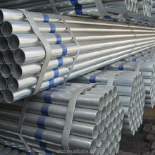 "4"" ASTM A53 coled rolled pre- galvanized steel pipe.t.ube"