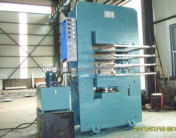 China supplier frame flat vulcanizer&diamond wire saw making machines for sale