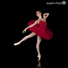 Bulk Wholesale Online Wholesale red ballet tutu dance costmes