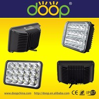 Professional DOOP factory high power led bar lights for cars super bright,good vision rotating light bar beautiful