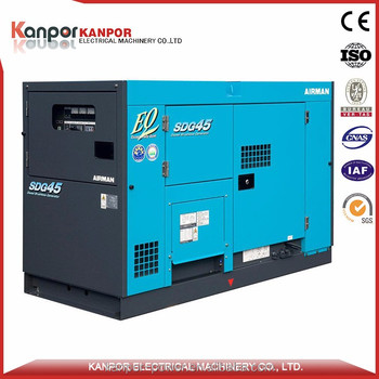 Made in china Powerful silent type natural gas generator importer
