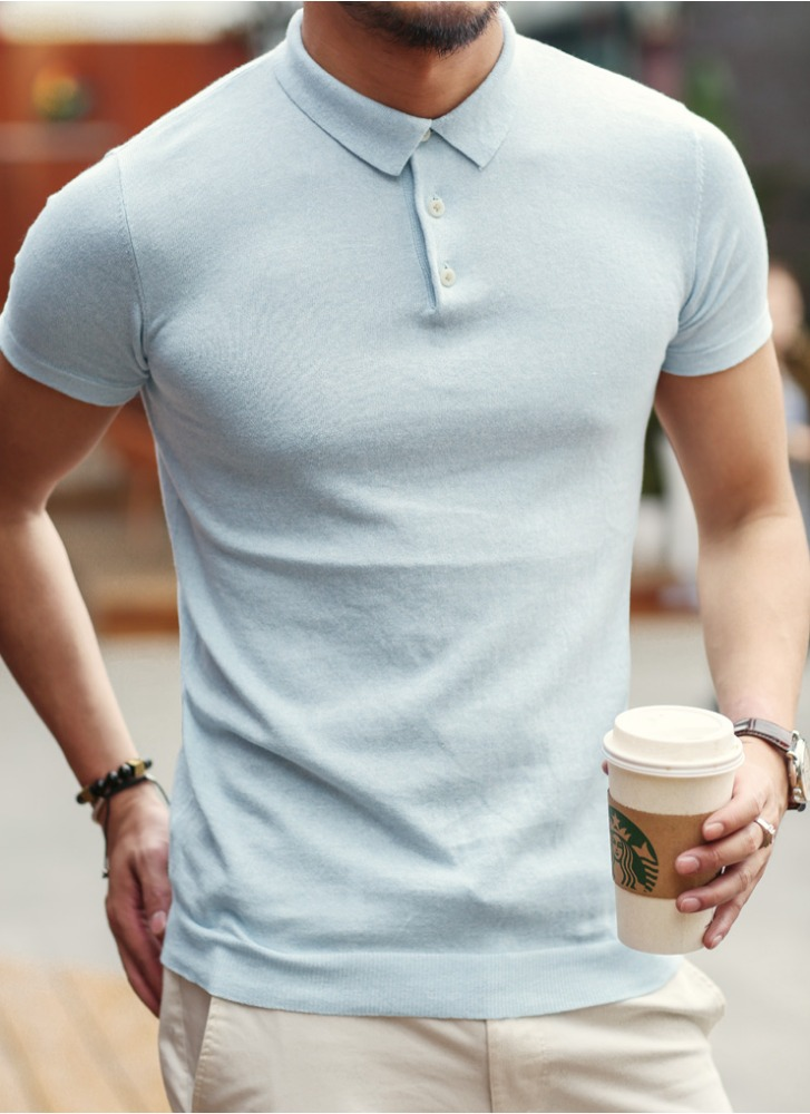 2017 Men cotton casual short sleeve polo <strong>shirt</strong> men slim fit breathable fashion polo T-<strong>shirt</strong> men comfortable hot sale polo <strong>shirt</strong>