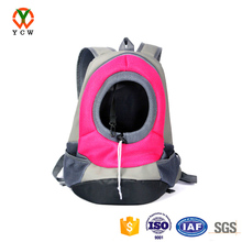 Beautiful backpack pet carrier bag dog bag easy to carry factory price