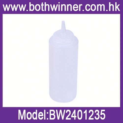 Top sales plastic squeeze sauce bottle h0tBa ketchup dispenser for sale