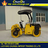 2.5 ton double wheels road roller