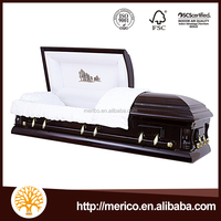 wholesales funeral casket kits OEM making caskets in China