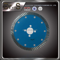 Natural Stone Cutting Tool Wet and Dry Diamond Saw Blade for Granite