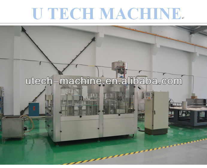 PET Bottle Mineral Water Making Machine