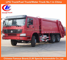 rubbish compress truck rubbish transporting truck Hot sales Dongfeng compressible garbage truck