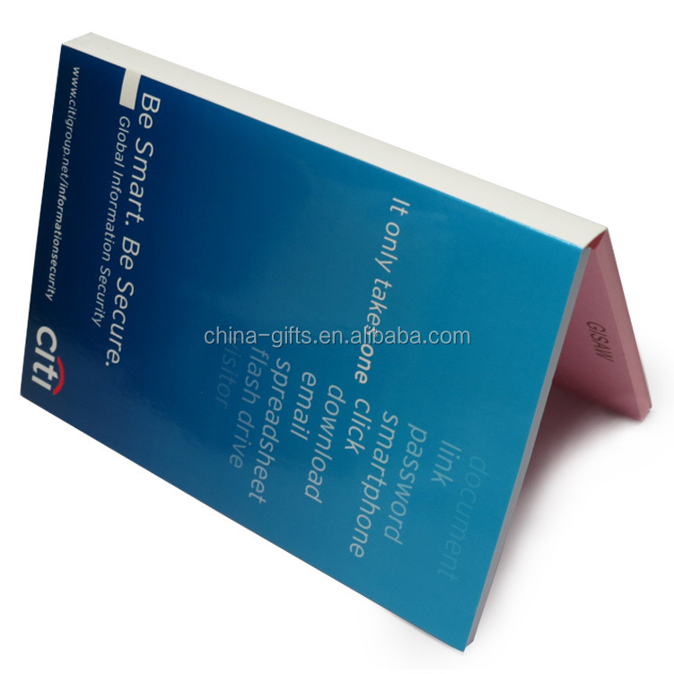 soft cover color paper sticky notes