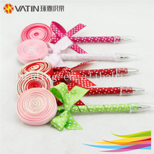 Newest stationery school pen wonderful design creative pupil ballpoint pen