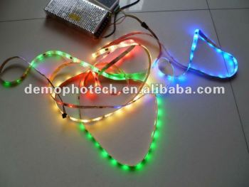 5V 32LED 32IC Magic color RGB LED Digital Strip WS2801