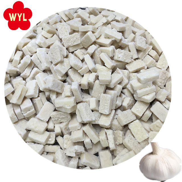 2017 Reliable Price Frozen Crushed Garlic