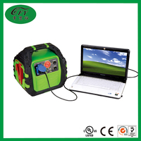 Multifunctional Jump Starter With Air Compressor