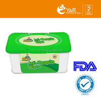 wholesale cheap price anti Mosquito wet wipes