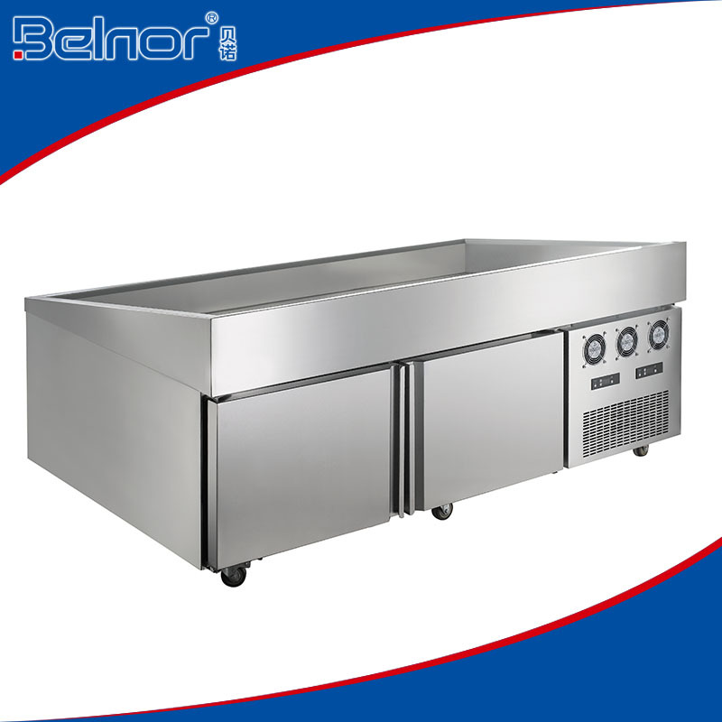 Commercial Open Type Refrigerated Cooler