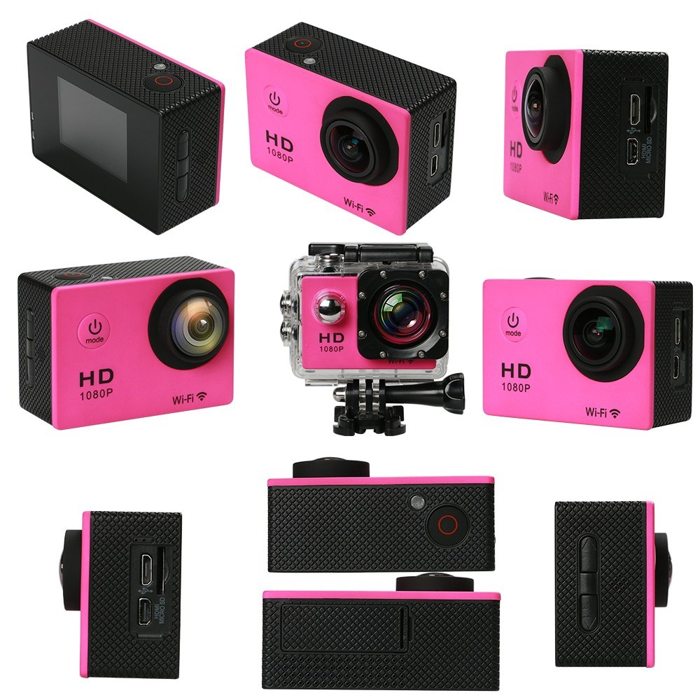 Cheapest WiFi 1080P Action Sport Camera DV-15