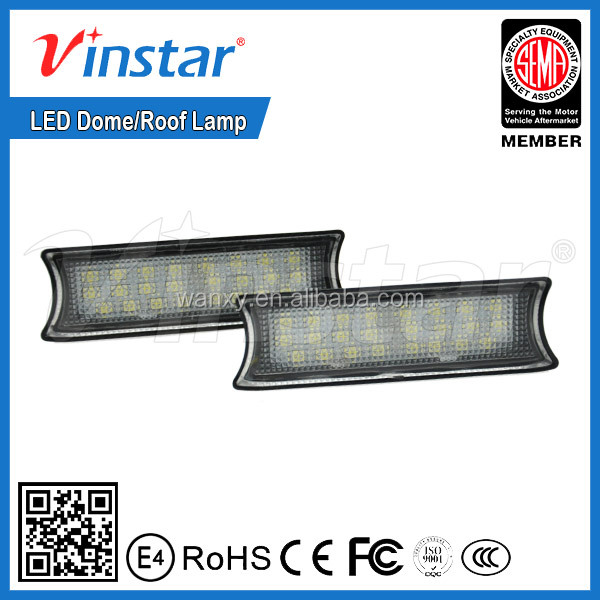 12V LED Dome Light for E90 E91 E92 E87 LED Car Interior Lamp LED Roof Lamp for BMW