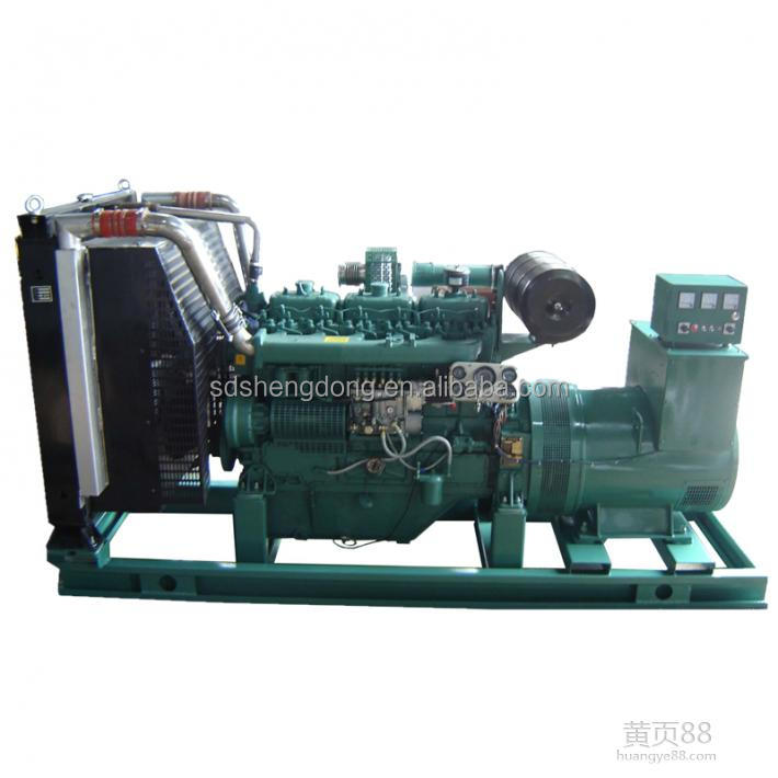 Most of the African people love China brand, WEICHAI engine diesel generator SD-30
