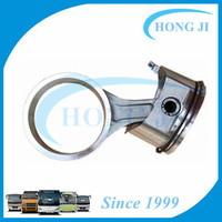 Bus air conditioning connecting rod air compressor connecting rod