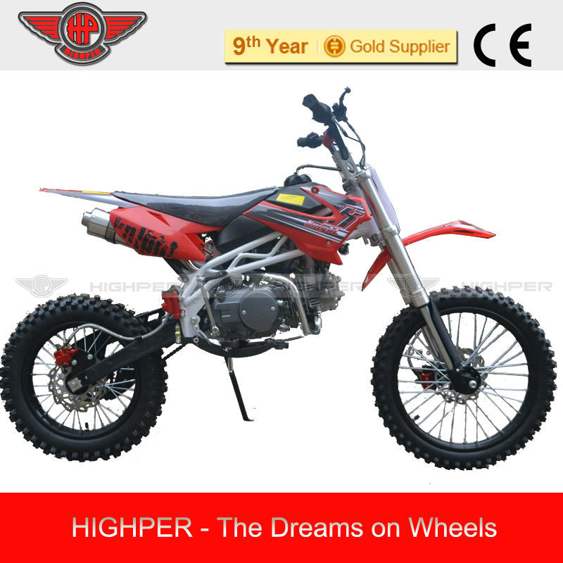 2013 Practically 125cc off road motorcycle moto bicycle dirt bike with CE