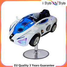 Hot sale car shape kids salon furniture CC 1156 barber chair