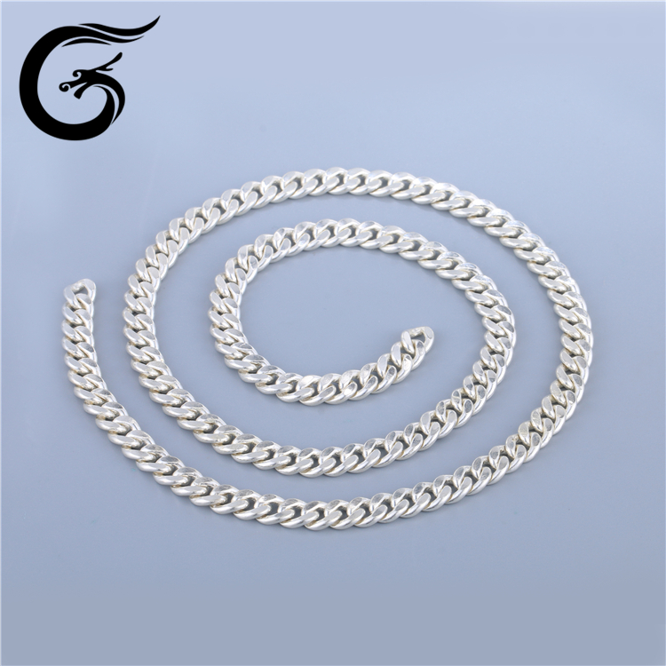 Silver chain 925 sterling silver snake silver chain