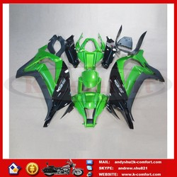 KCM419 Motorcycle Fairing for Ninja ZX-10R 2011-2012 Injection Molded Fairings ABS Plastic Fairings 2011 2012 ZX-10R