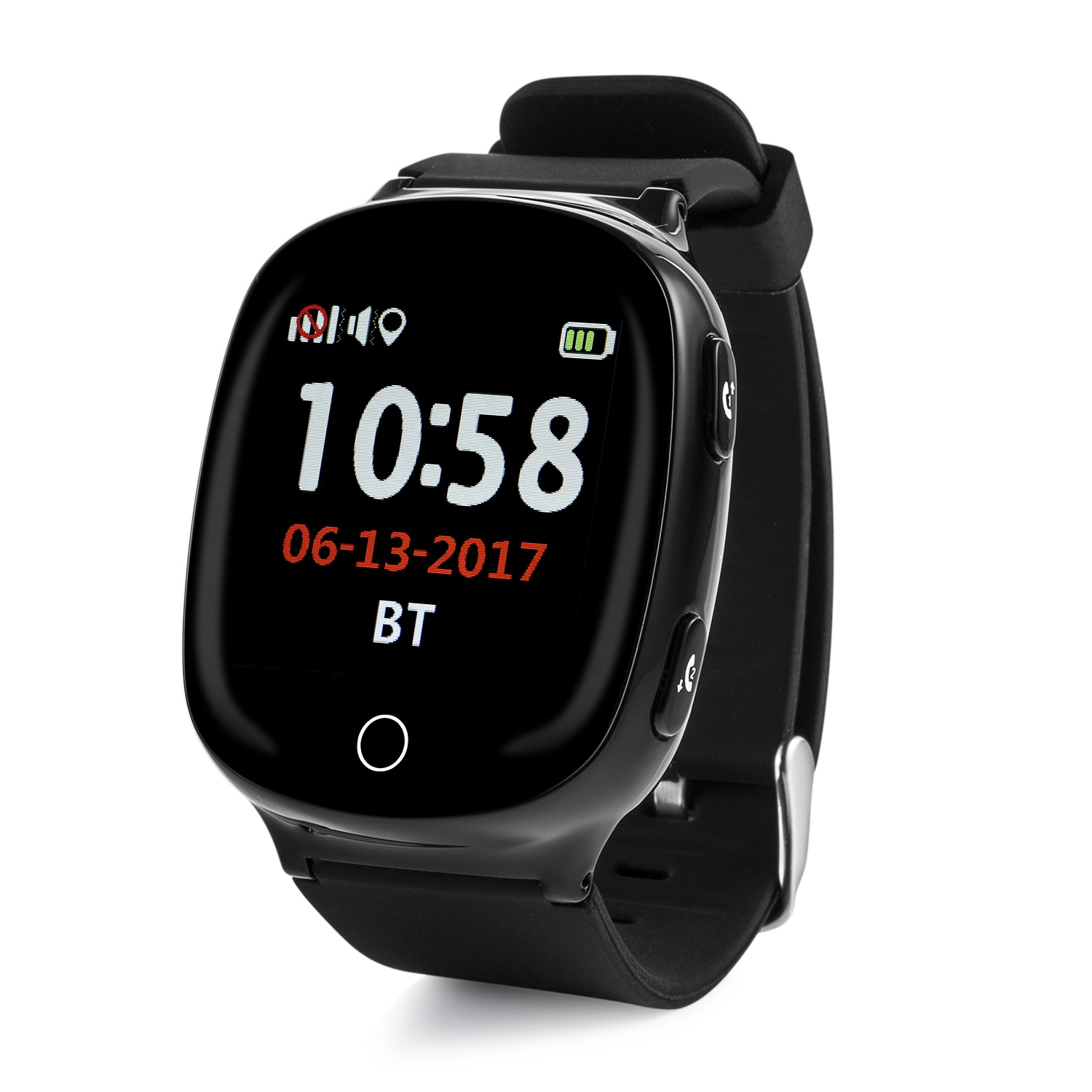 Wonlex Elderly GPS Smart Watch <strong>D100</strong> Smartwatch <strong>Phone</strong> EW100S
